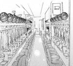L'intérieur d'une salle de Pachinko typique.
