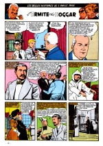 « La Joconde » Spirou n° 895 (09/06/1955) : page fournie par Jean-Yves Brouard.