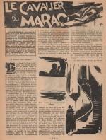 « Le Cavalier de Manco » Fillette n° 92 (15/04/1958).