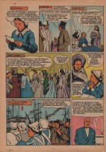« Florence Nightingale » Spirou n° 903 (04/08/1955).