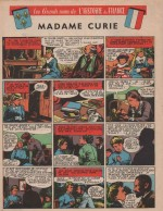 « Madame Curie » Pistolin n° 50 (02/1957).