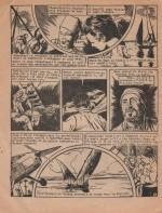 « Le Rubis du pharaon » Sans Peur n° 16 (10/1952).