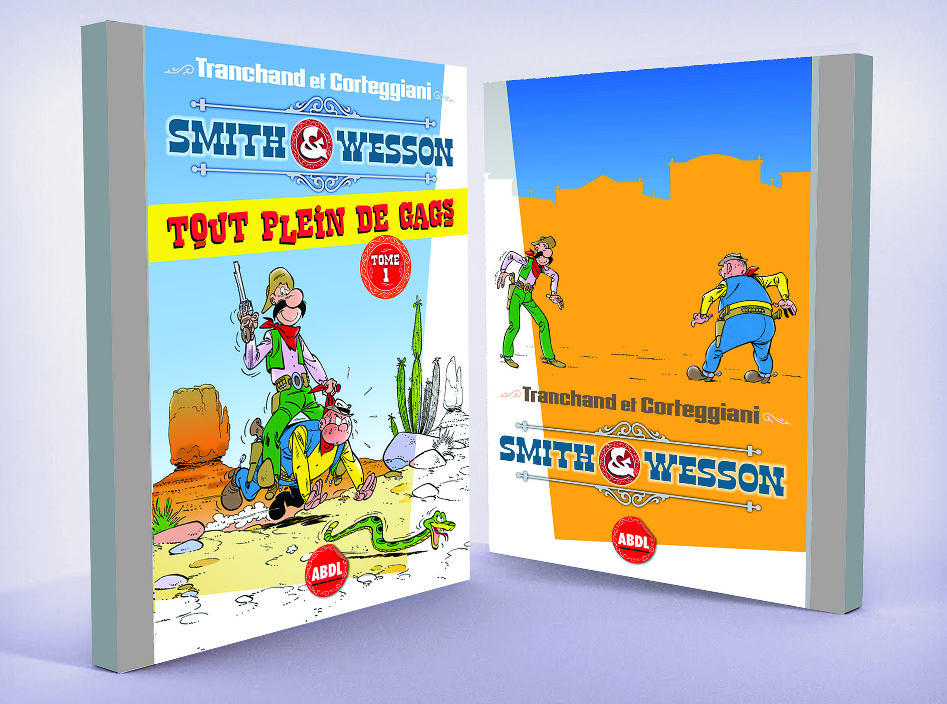 Smith et Wesson TPDG 01 Presentation-PF
