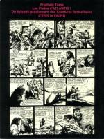 Verso de «L'Épée d'Ingar le cruel» (album Michel Deligne n° 1, publié en 1979).