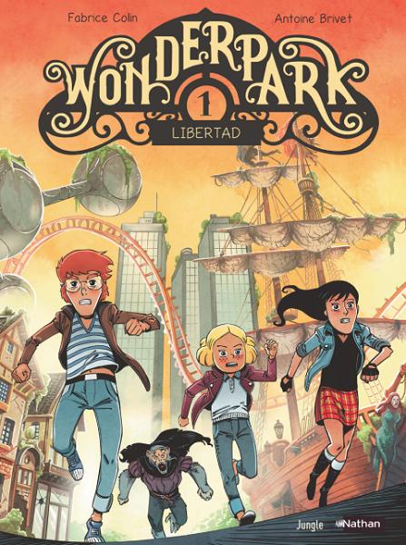 Wonderpark T1