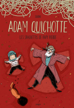 adam quichotte couverture