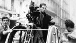Francois Truffaut sur le tournage des « Quatre Cents Coups » en 1959.