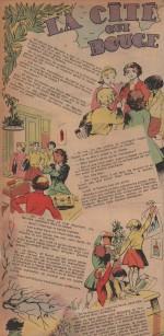 « La Cité qui bouge » Âmes vaillantes n° 50 (11/12/1949).
