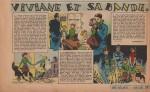 « Viviane et sa bande » Âmes vaillantes n° 19 (11/05/1952).