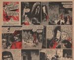 « Le Chevalier ardent » Âmes vaillantes n° 37 (15/09/1957).