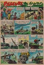 « Le Pilleur d'épaves » Âmes vaillantes n° 3 (19/01/1961).