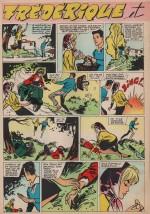 « Frédérique » J2 magazine n° 12 (21/03/1963).