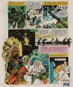 Frédérique » dernière page  J2 magazine n° 25 (24/06/1971).