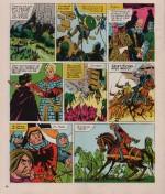 « Le Léopard et l'hermine » J2 magazine n° 47 (25/11/1971).