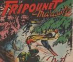 Couverture Fripounet et Marisette n° 52 (23/12/1956).