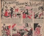 « Premières gammes d'un virtuose » Fripounet et Marisette n° 15 (08-04-1956).