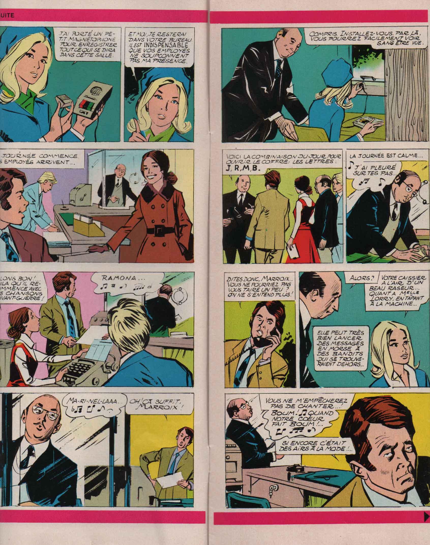« Jany » Fripounet n° 46 (18/11/1971).