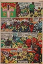 « Nicolas le montagnard » Coeurs vaillants n° 9 (23/12/1956).