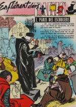 « En flânant dans Paris » J2 jeunes  n°46 (18/11/1965).