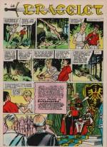 « Le Bracelet de vermeil » J2 jeunes n°  30 (28/07/1966).