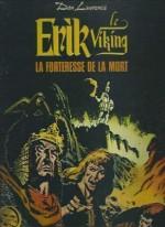 Couverture de «La Forteresse de la mort» (album Michel Deligne n° 8, 1981).