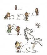 Le Petit Léonard de Vinci page 4