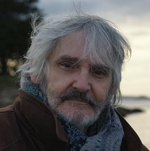 Dernière photo connue de Laurent Vicomte : au festival Pré en bulles, à Bédée, en 2019.