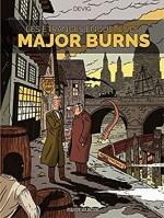 Major Burns couv