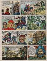 « Le Fabliau de l'ours qui parle » Formule 1 n° 13 (30/03/1972).