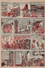 « Ptilou : L'Étoile » Fripounet n° 52 (24/12/1964).