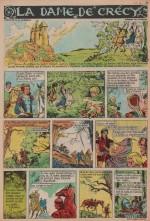 « La Dame de Crécy » Âmes vaillantes n° 48 (01/12/1960).