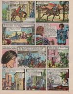 « Les Dames et le chevalier » J2 magazine n° 47 (23/11/67).