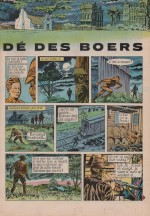 « L'Évadé des Boers » Francs Jeux n° 465 (01/02/1966).