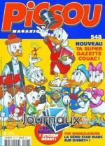 Picsou magazine n° 548