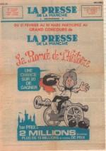 Presse Manche