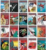 L'intégrale des aventures de Ric Hochet, cela représente aujourd'hui 20 volumes.