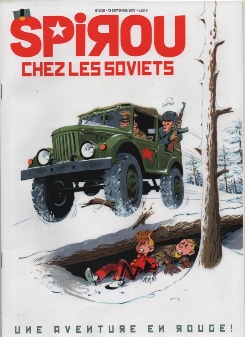 Spirou soviets