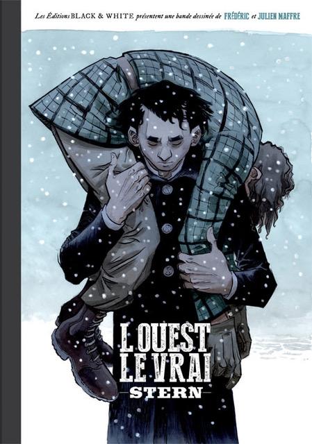 Couverture pour le tirage luxe du T3 et recherches de couvertures (visuels : éditions Black & White, 2019).