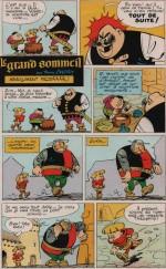 « Landry et Anicet : Le Grand Sommeil » J2 jeunes n° 3 (16/01/1970).