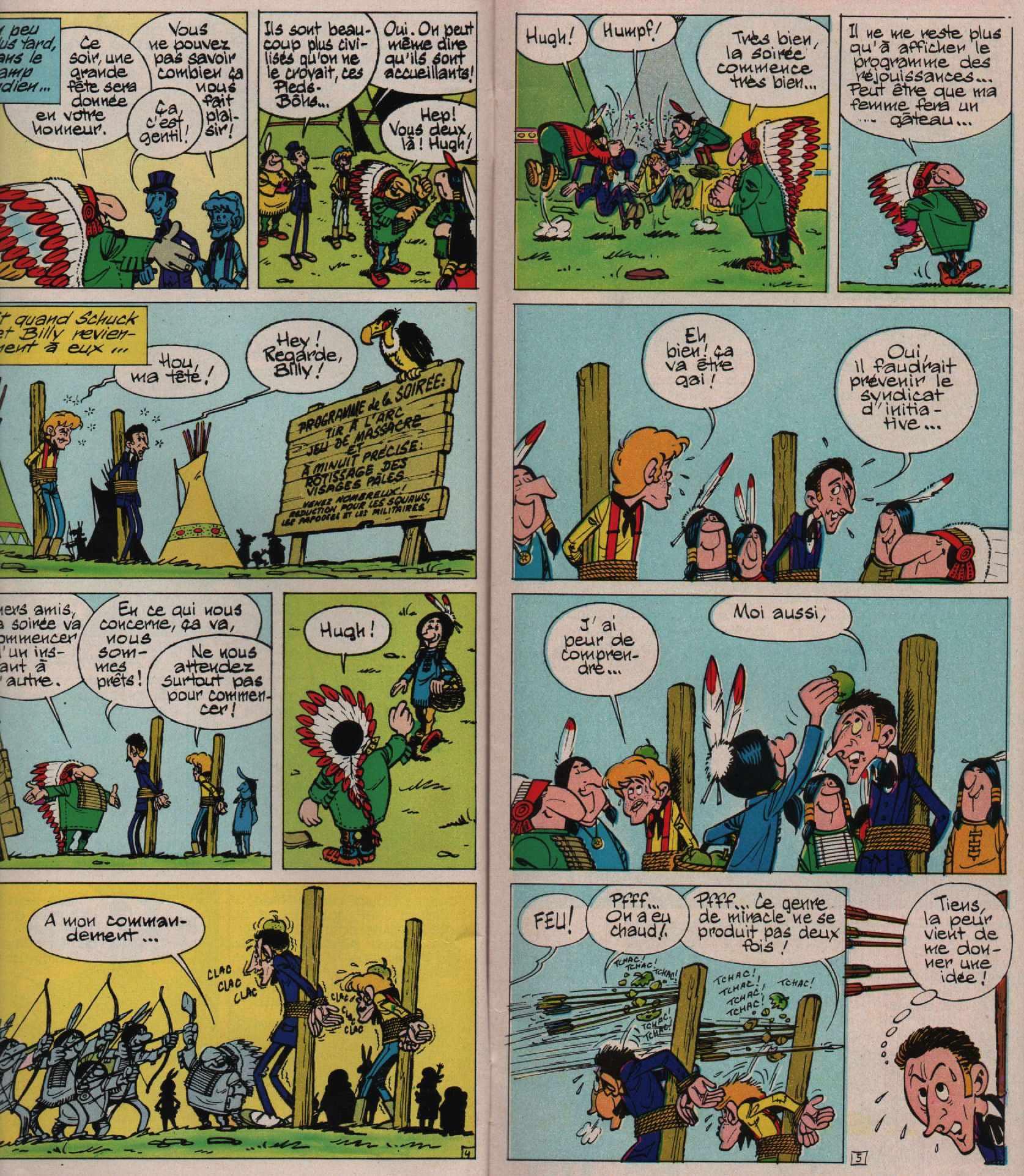 « Billy Bull » Fripounet n° 43 (28/10/1971).