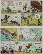 « Gaspard le vagabond » Djin n° 8 (02/03/1976).