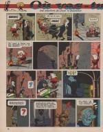 « Ouen le bûcheron : Où vas-tu Sarah ? » Francs-jeux n° 549 (01/12/1969).