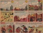 « Jim et Heppy : Clarté sur Hoppa City » Cœurs vaillants n° 41 (13-10-1957).