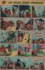 « Jim et Heppy : La Ville sans chevaux » Cœurs vaillants n° 39 (28/09/1958).
