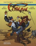 « Cotignac » publié dans Fripounet (1976/1977) proposé en deux album au Triomphe en 2009.