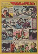 « Le Troupeau de Carla » Bernadette n° 121 (19/10/1958).