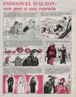 « Emmanuel d'Alzan » Terres lointaines n° 324 (11/1980).