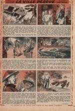 « La Ville perdue » L'Intrépide n° 431 (29/01/1958).