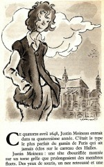« Justin, histoire d'un gamin de Paris » (1946).