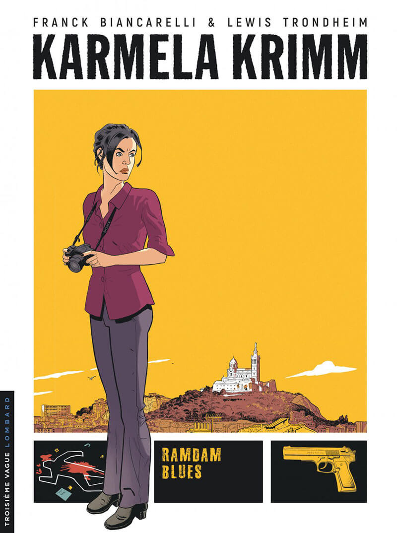 Karmela Krimm couv
